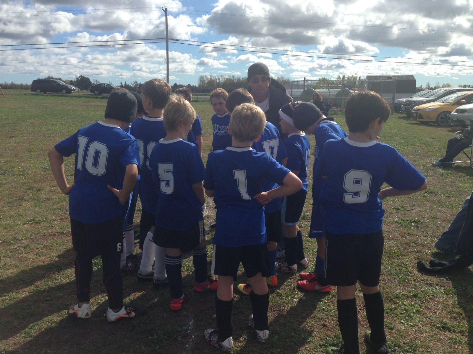 2016 Junior Boys' Soccer Tournament